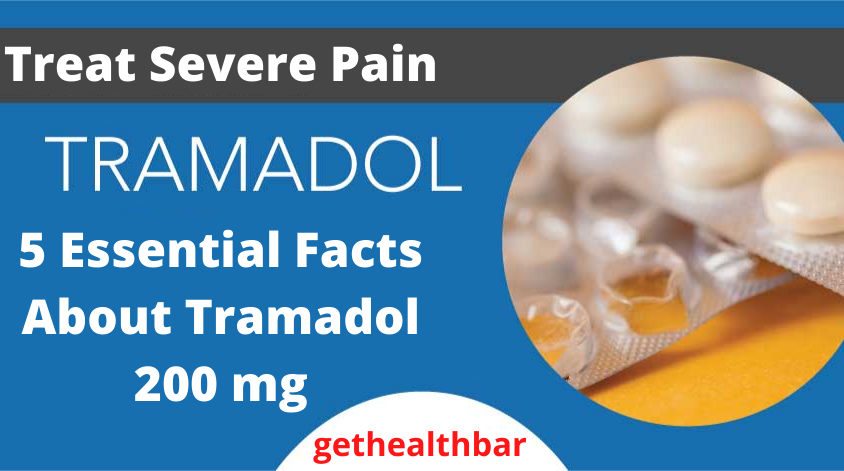 Tramadol 200 mg