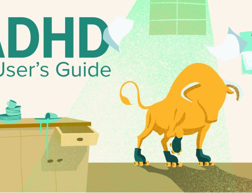 Adderall Cure ADHD