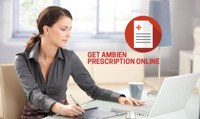 Get Prescribe Ambien Online