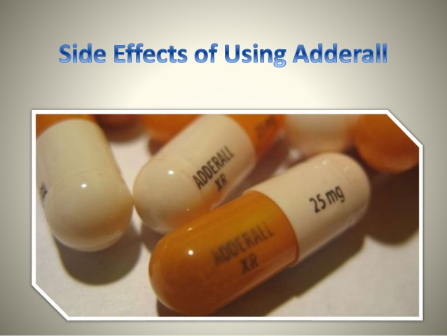 stop Adderall side effects